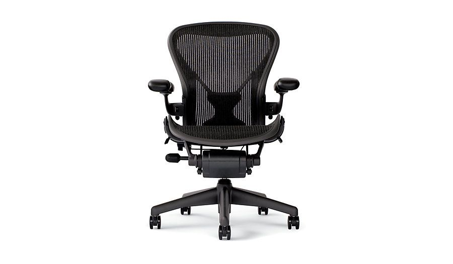 Aeron chair posturefit best office chair used office