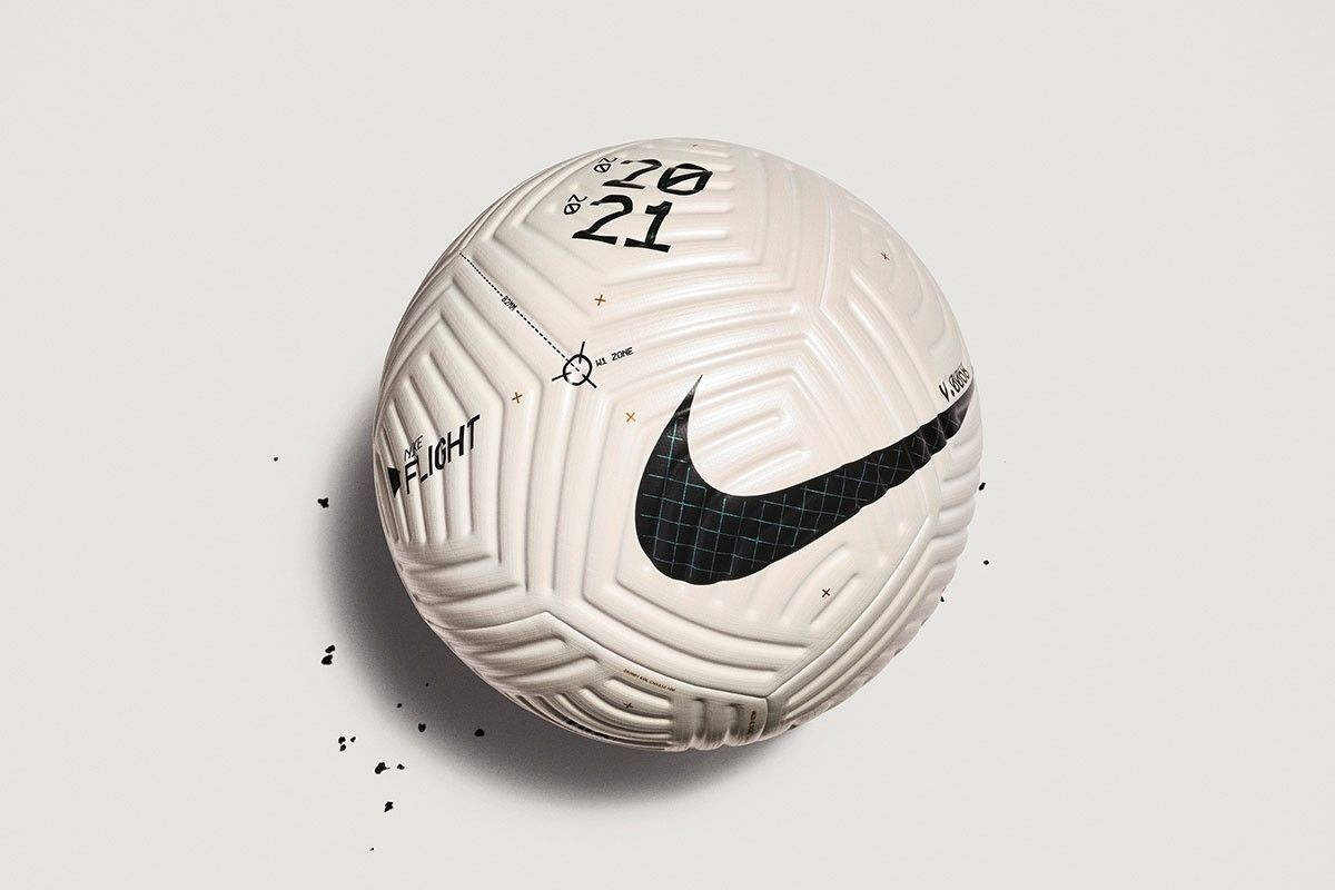 The Nike Flight Football Makes Knuckleballs A Thing Of The Past In 2020 Nike Flight Premier League Football Design