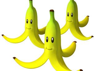 Fried Banana Pies Recipe Mario Kart Wii Mario Kart Mario Kart 7