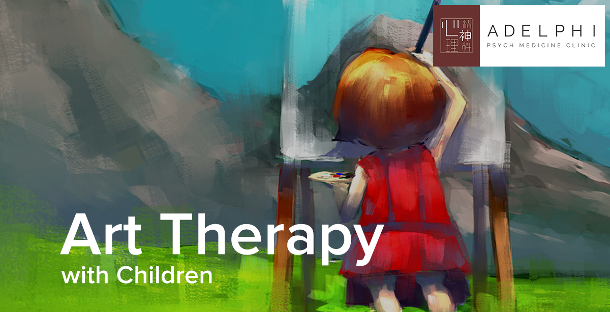 Art Therapy with Children Clinic art, Art therapy, Art