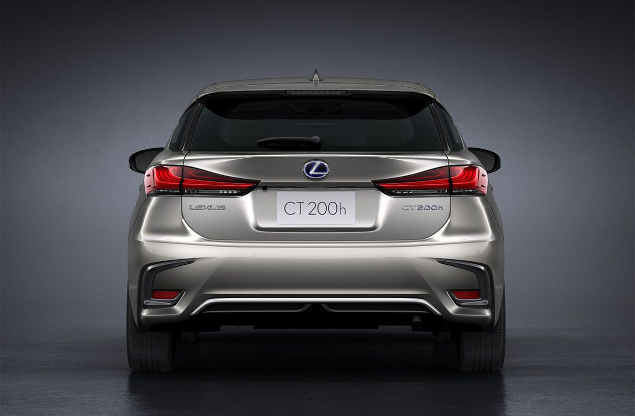Lexus Ct 200h 2019 Outro Hatchback Hibrido Restyling Preco