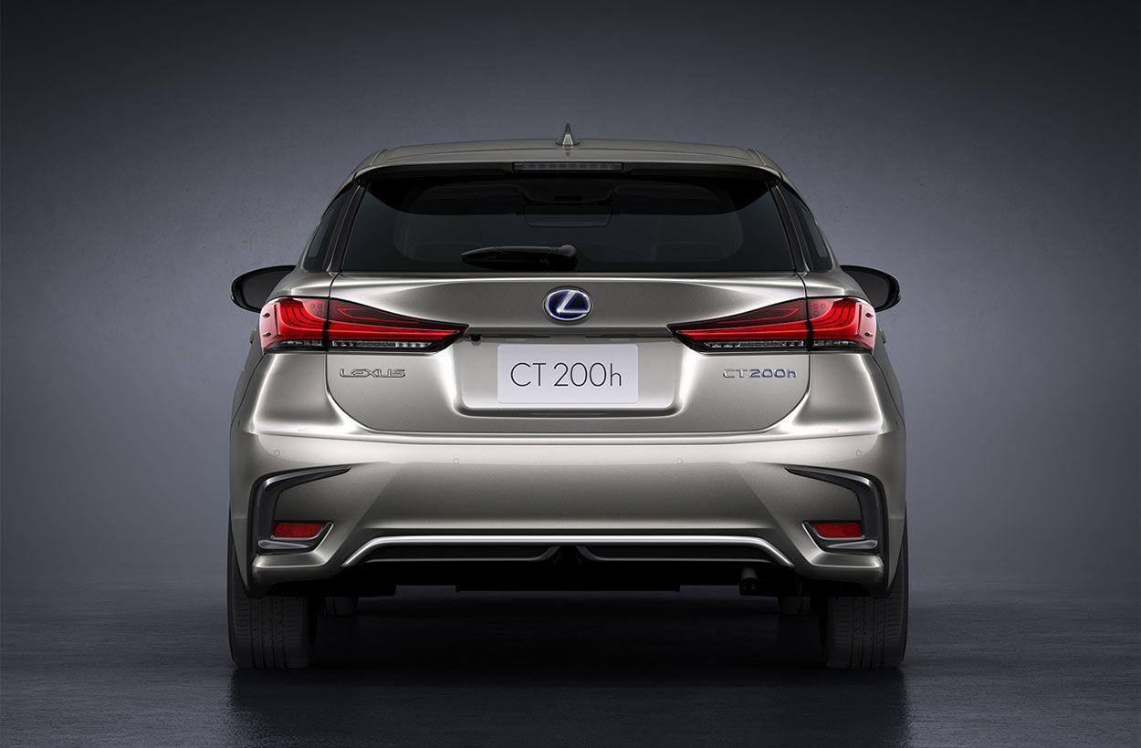 Lexus Ct 200h 2019 Outro Hatchback Hibrido Restyling