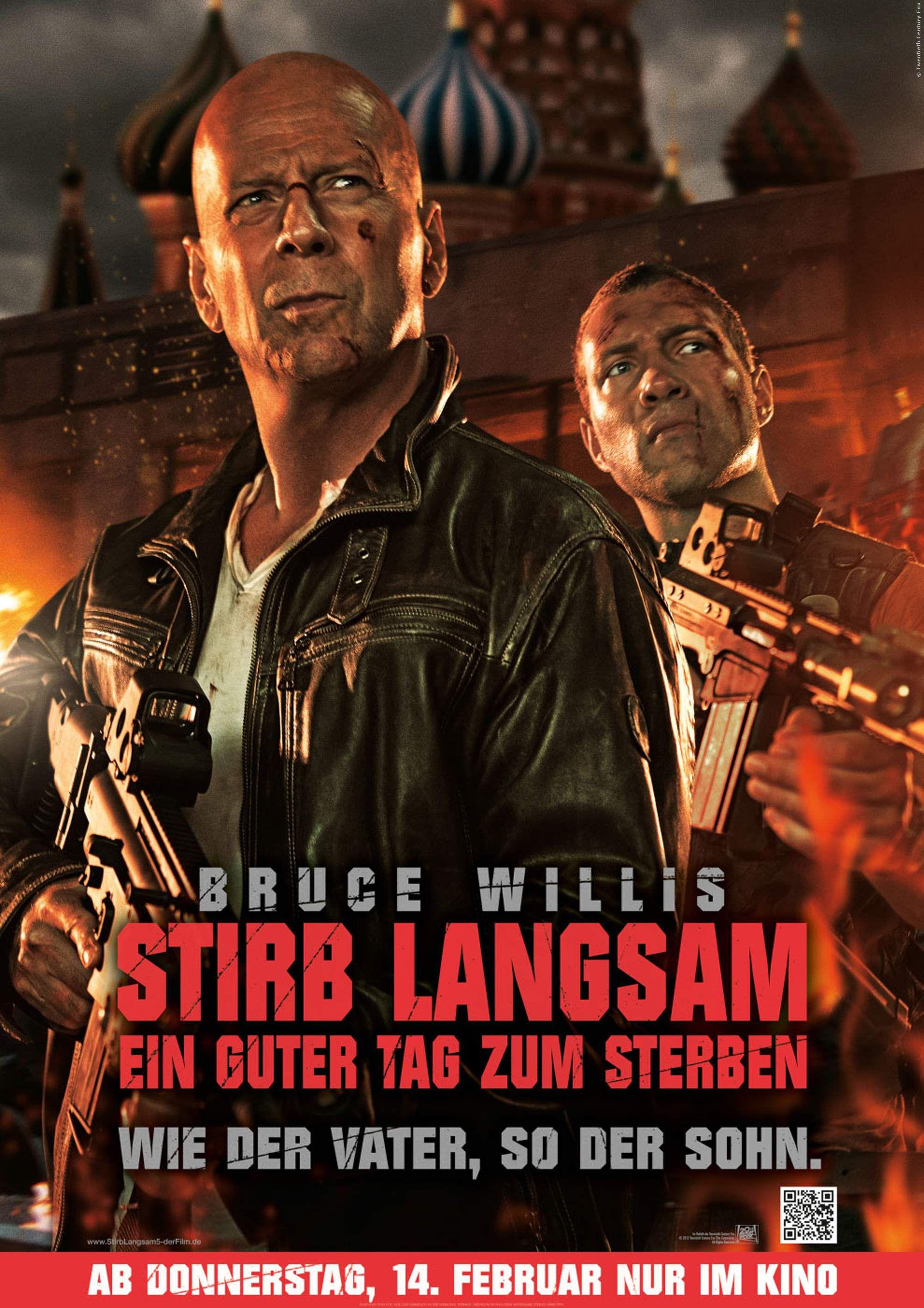 Stirb Langsam: TV Sendetermine zu Weihnachten 2016 in 2018   FILM.TV ...