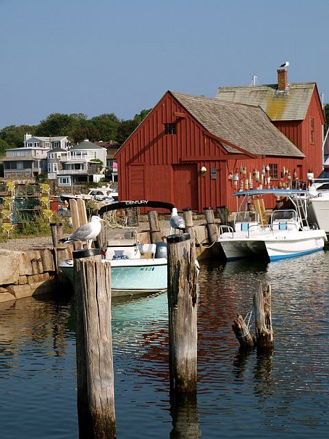 Downtown Classic Coastal Home: Rockport, MA.. Charming, Quaint And One Of My Very