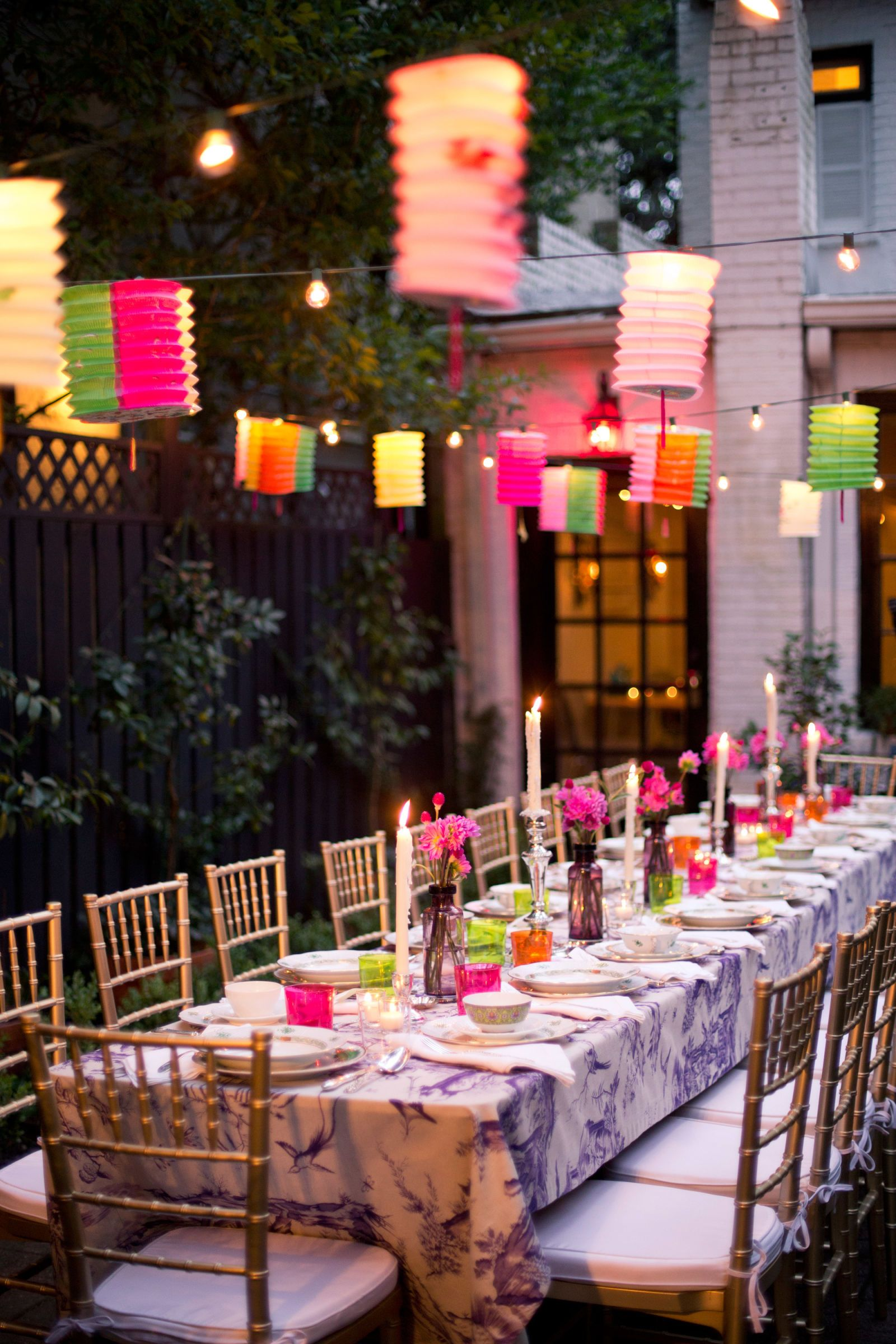 8 of the most magical dinner parties weve ever seen
