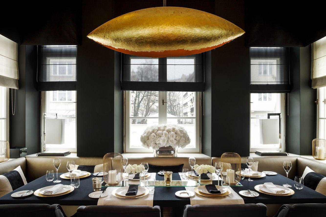 Design Aleksandra Miecznicka Classic Dining Room Dining Room Furniture Dark Dining Room