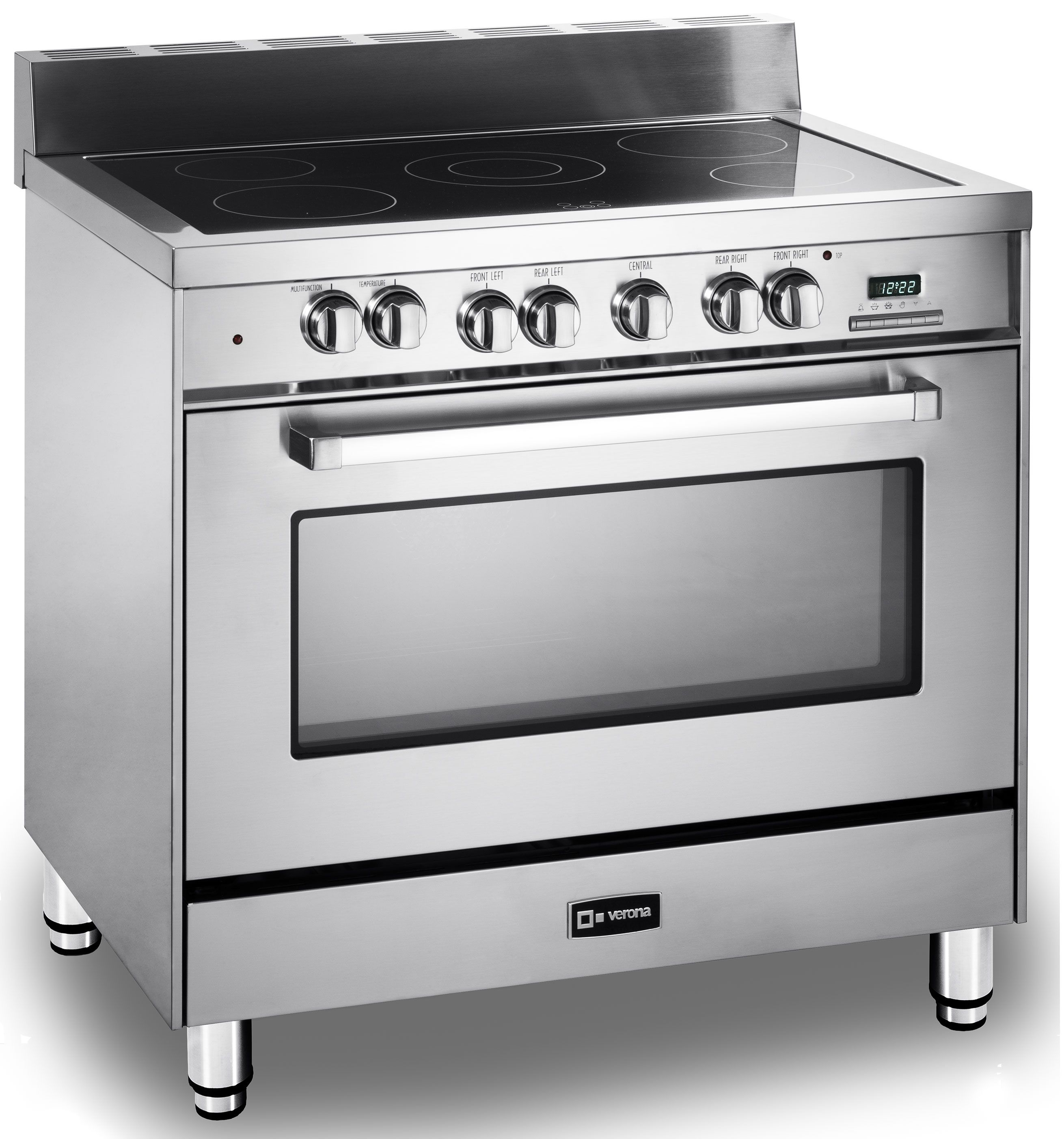 36 Electric Range >> Aeg 36 Inch Electric Range New 36 Stainless Steel Hood