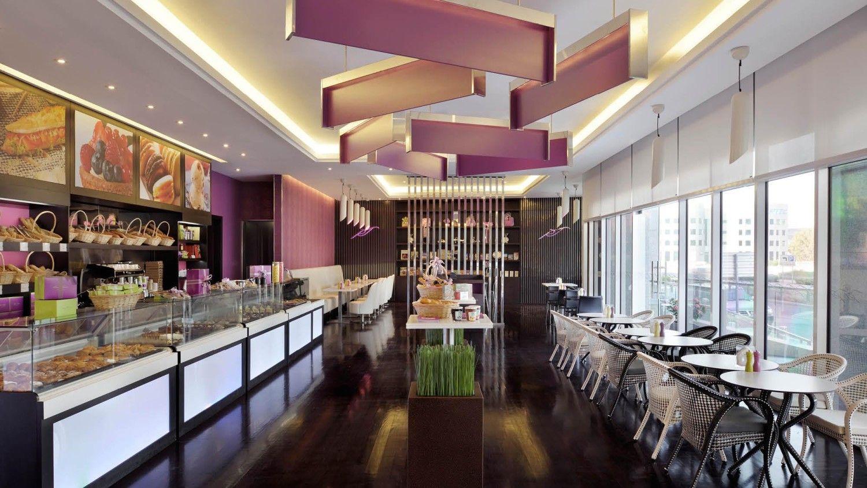 Pascal Tepper French Bakery, Dubai, U.A.E. MKV Design.