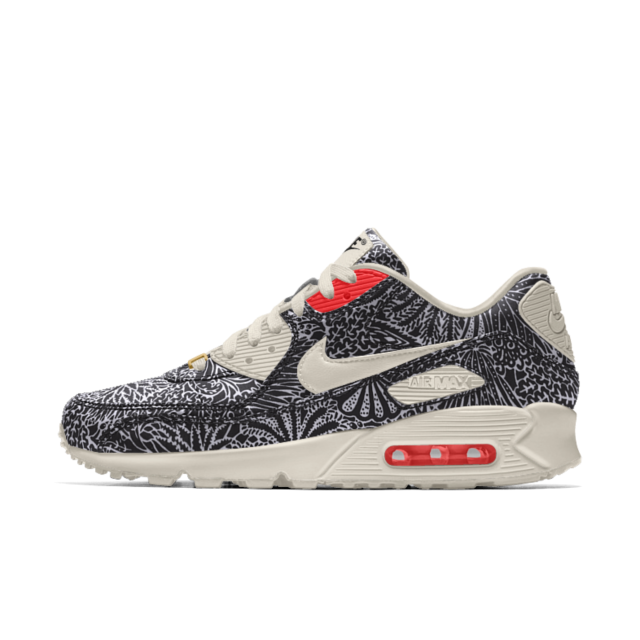 sale retailer 5d2cc c2d52 Nike Air Max 90 Premium Liberty London iD Damesschoen