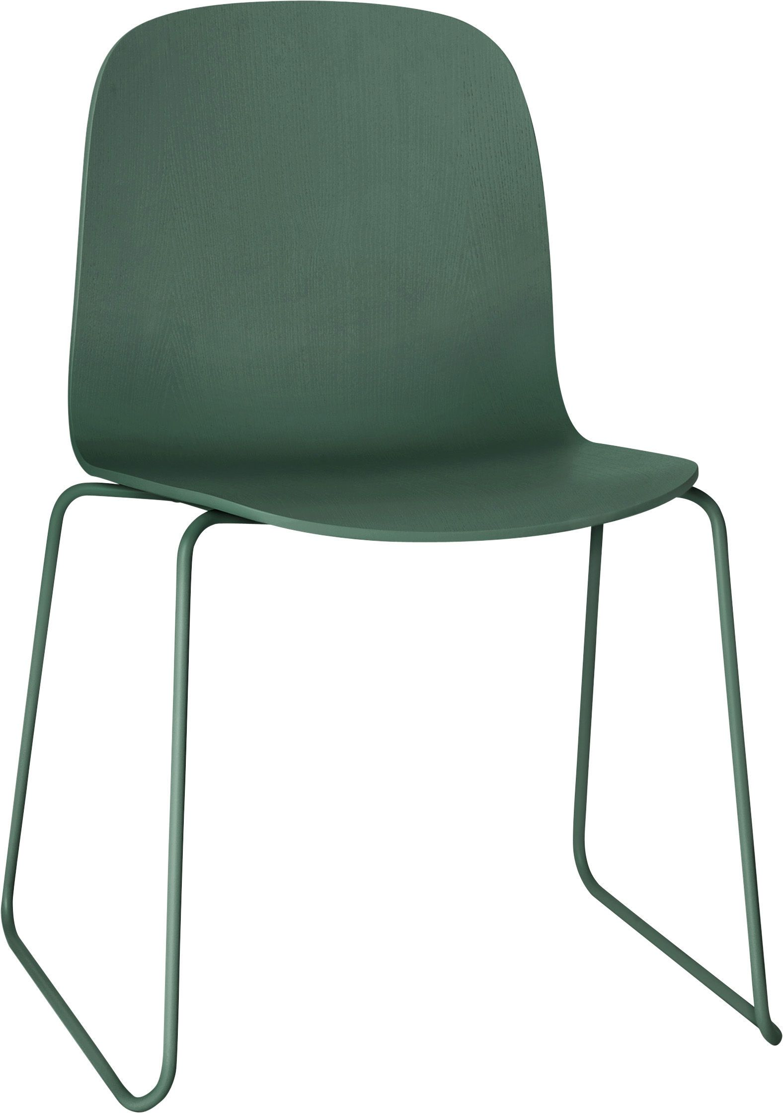 Chaise empilable Visu / Bois - Pied traineau | Pinterest | Stacking ...