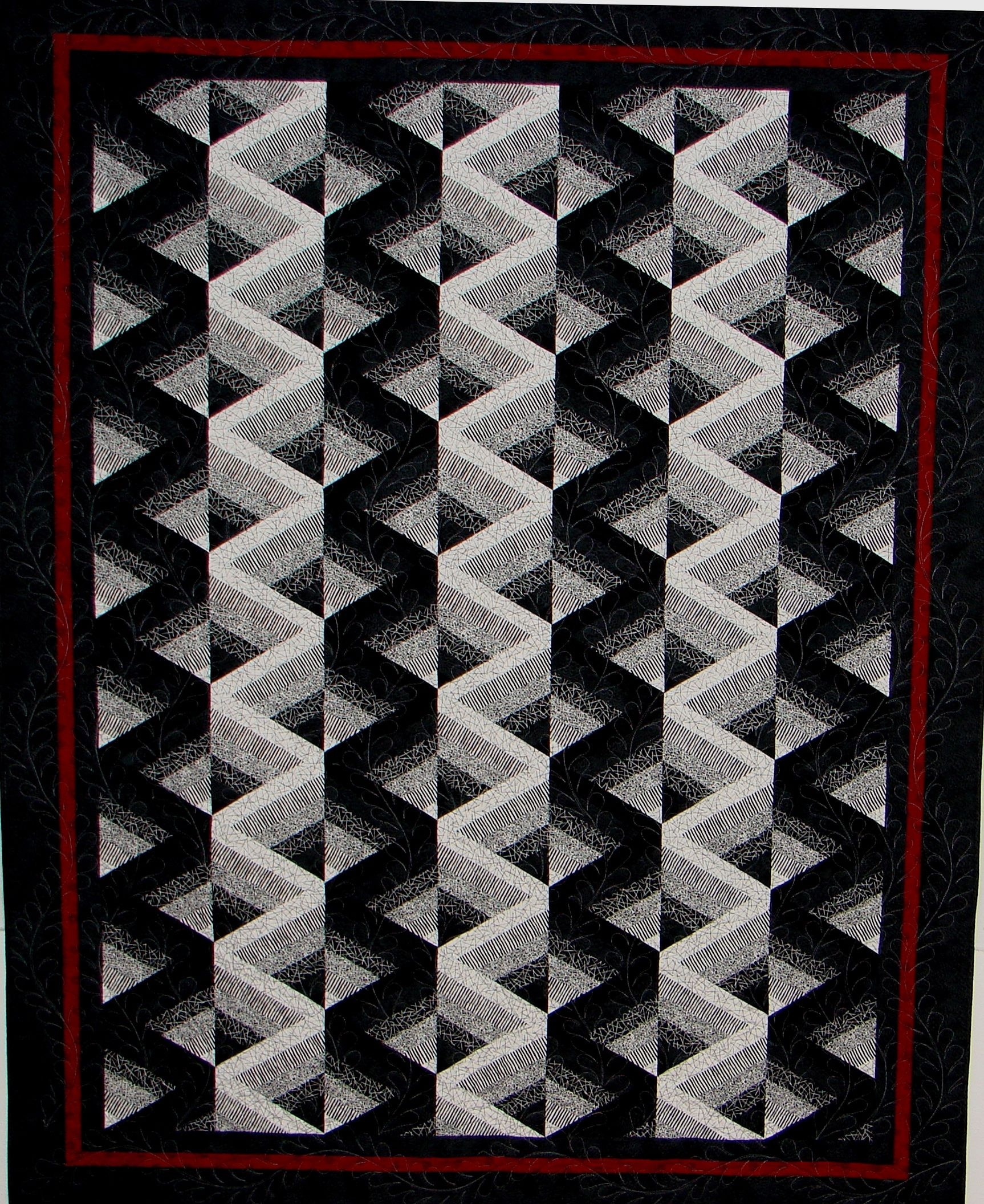 Black And White Alice Kay S Quilt Gallery Quilting