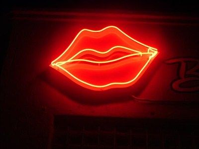 Lips Rt 66 Neon Artistic Neon Lights On Waymarking Com Neon