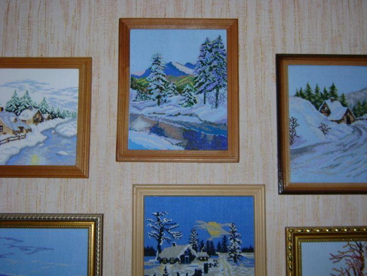 Gallery.ru / Фото #121 - Схемы к моим картинам - logopedd