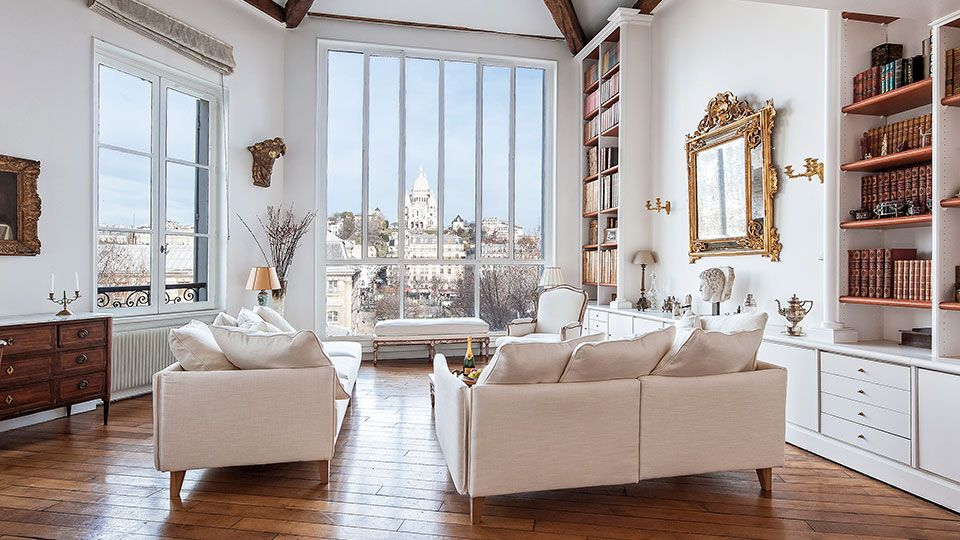 Rent Our 2 Bedroom Apartment, Montmartre, Near The Basilica Of Sacré Coeur,