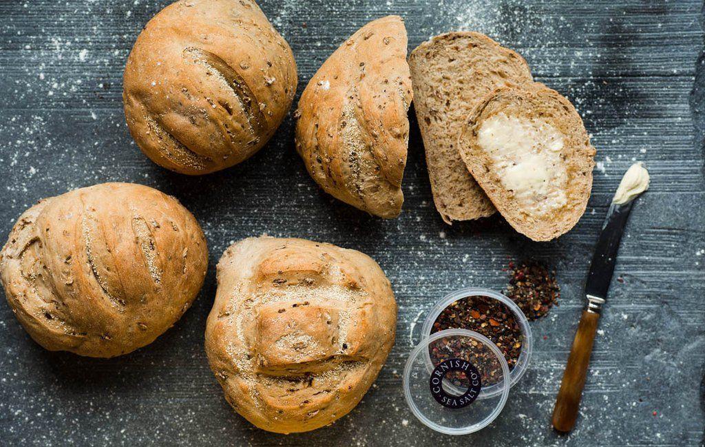 Fiery Umami Bread Stuffed peppers, Bread, Homemade bread