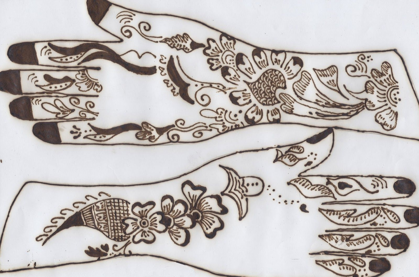 Echoes of Laughter: Henna014