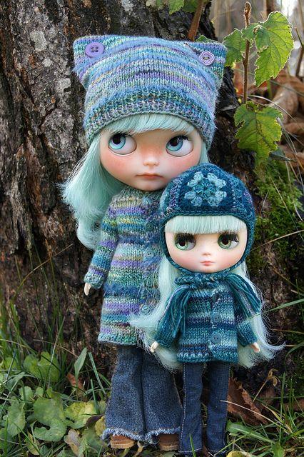 Benny & Nixie in Megipupu by sglahe - Kaleidoscope Kustoms, via Flickr