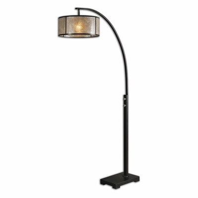 Buy uttermost cairano 80 inch modern drum shade floor lamp on sale buy uttermost cairano 80 inch modern drum shade floor lamp on sale online aloadofball Image collections
