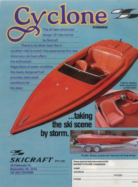 Skicraft Boats Nostalgia