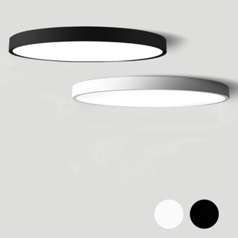Ultra Thin Round Chandelier en 2019   Plafonnier led design ...