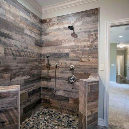 46 fantastic walk in shower no door for bathroom ideas (37
