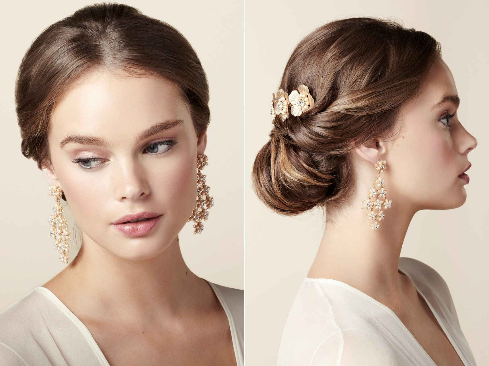 the beautiful new collection of bridal hair accessories & jewelry