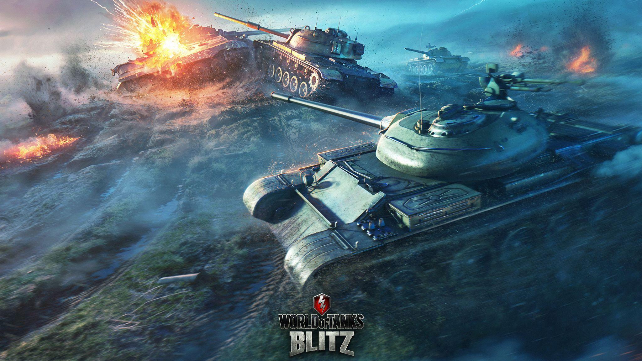 World Of Tanks Blitz Hits Steam Today Keengamer World Of Tanks Tank Blitz World