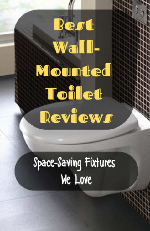 Best Wall Mounted Toilet Reviews 2020 Space Saving Fixtures We Love Wall Mounted Toilet Cool Walls Wall Hung Toilet