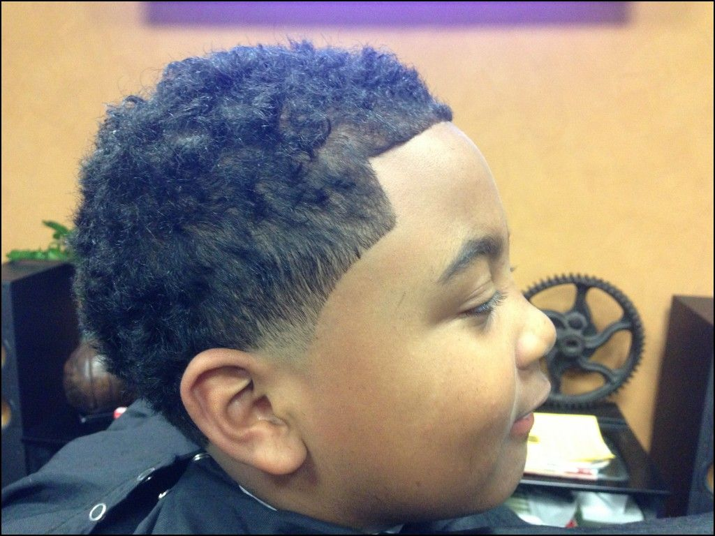Haircuts For African American Boys With Curly Hair Toddler