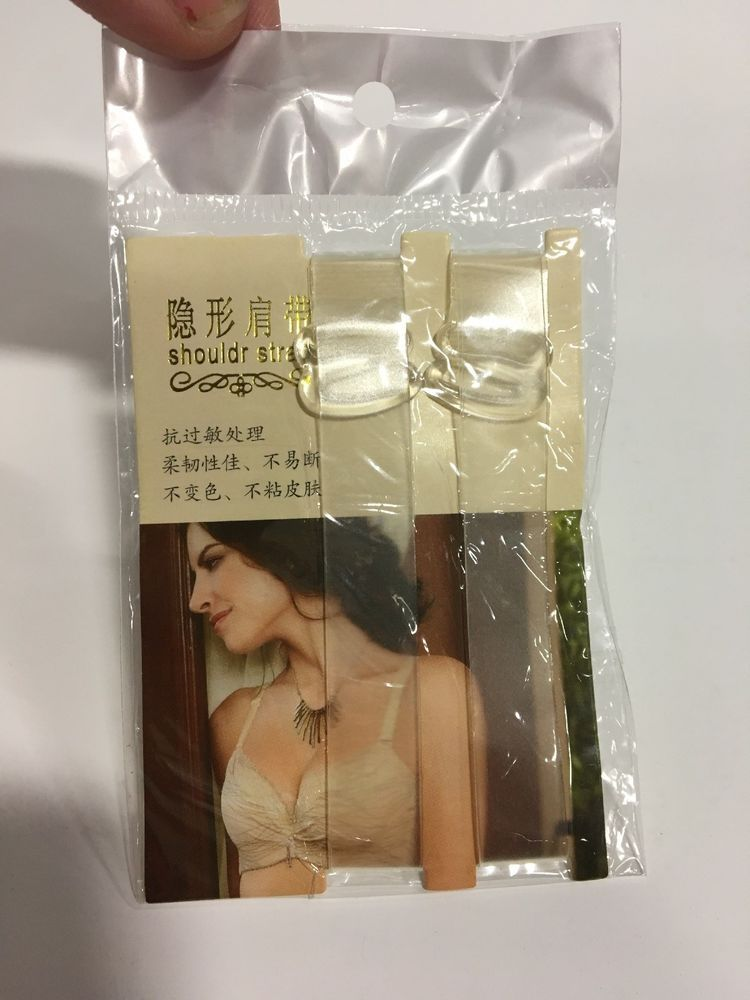 9c407388def7e Clear Transparent Invisible Adjustable Shoulder Bra Straps #fashion # clothing #shoes #accessories #womensclothing #intimatessleep (ebay link)