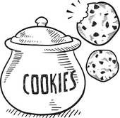 Free Clipart Cookie Images Cookie Jar Illustrations And Clip Art