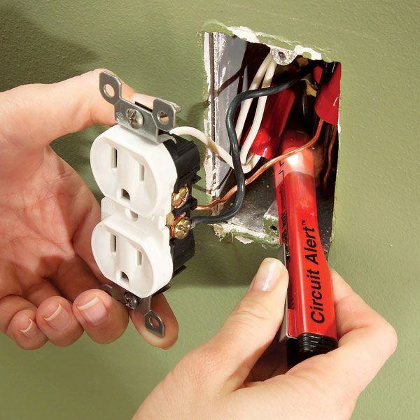 How To Use Cheap Electrical Testers Diy Electrical Electrical Projects Electrical Wiring