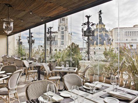 Jardines De Invierno Terrazas Madrid Hotel De Lujo Hoteles Unicos