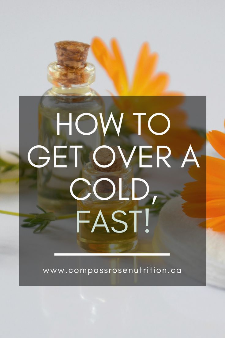 Healthy Living – The Best Tips For Getting Through A Cold
