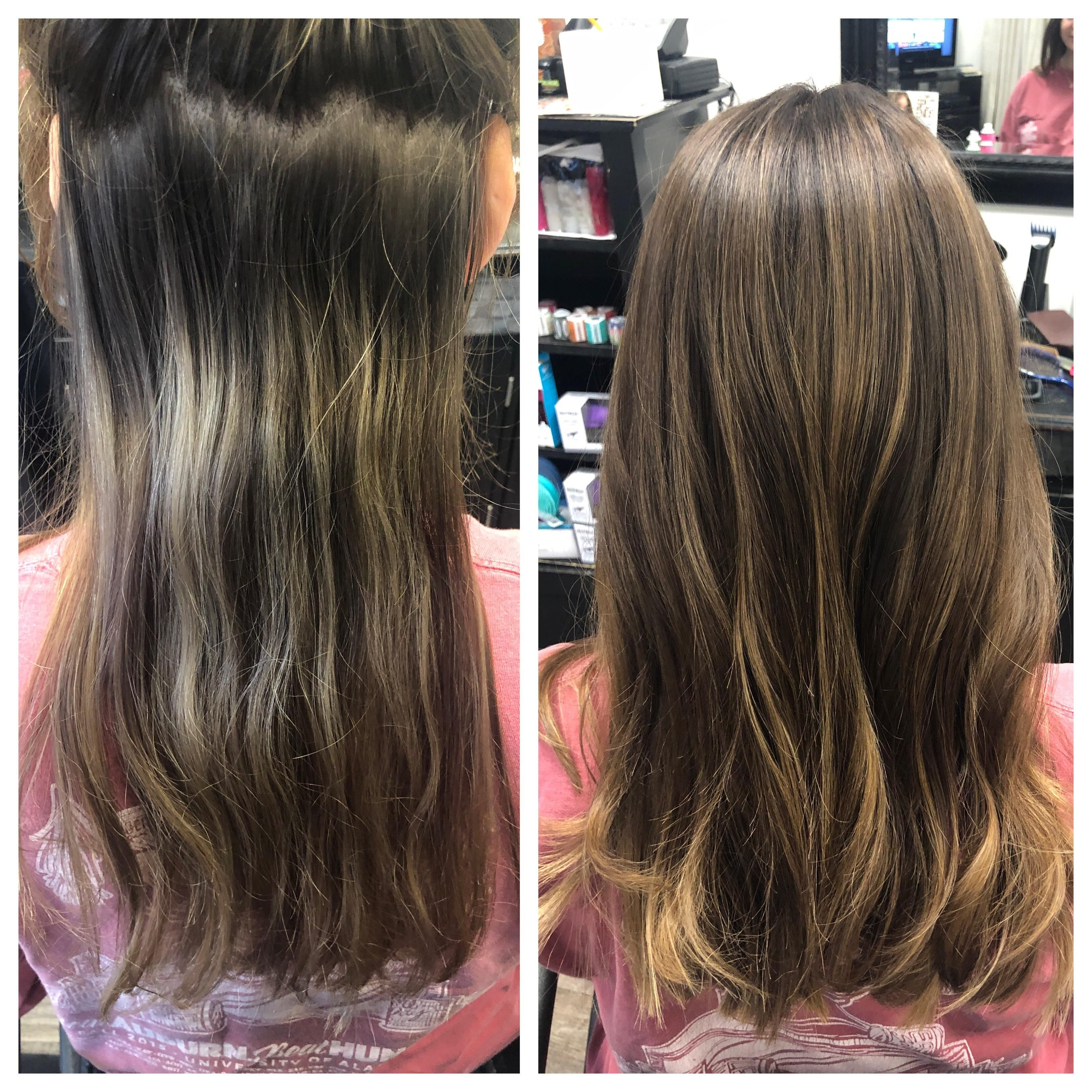 We Successfully Fixed This Bad Dye Job I Had Posted A Few Weeks Ago A Pic Of My Hair Done And Thought I Loved It But I Realized Hair Hairdo Keratin