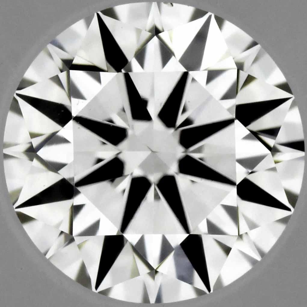 #xmas #Christmas #B2C Jewels - #B2C Jewels 0.30 Carat - Round Cut Loose Diamond, VS2 Clarity, Color, Very Good Cut - AdoreWe.com
