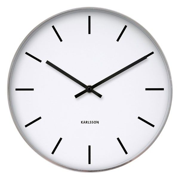 SALE Memphis Design Wakita Table Top Clock Black by UniKShop