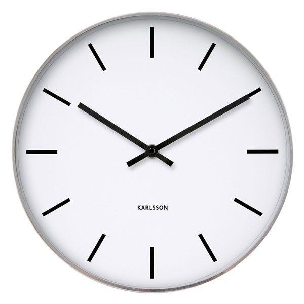 SALE Memphis Design Wakita Table Top Clock Black by UniKShop