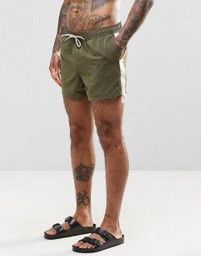 84d86eab81 Men's Swimwear | Shop Men's Board Shorts & Trunks | ASOS | clothes ...