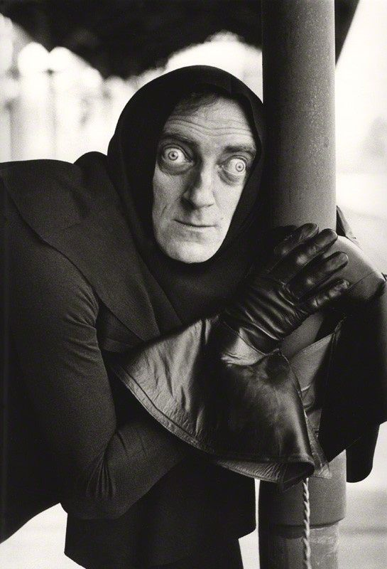 Marty Feldman as I-gore I KNEW MARY AND I WOULD BE FRIENDS WHEN SHE SAID HER FISH WERE NAMED FRODERICK AND I GORE