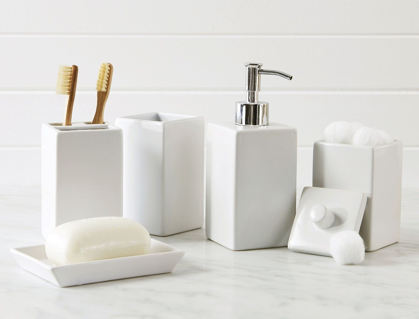 Simple and contemporary, the Dolomite bathroom accessories will make ...