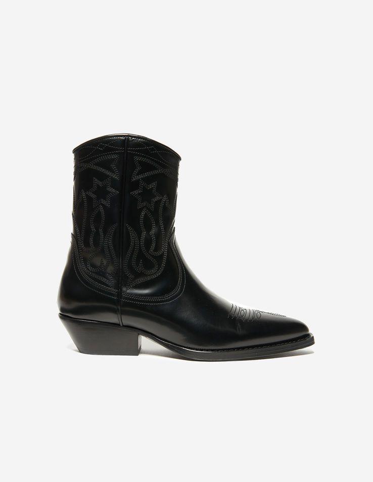 f272d0337ca Jim Ankle Boots - Shoes - Sandro-paris.com   Electronica