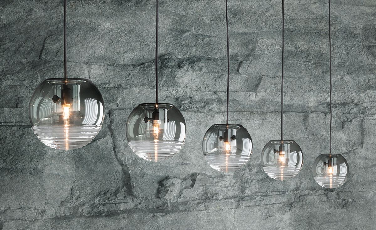 Flask Smoke Suspension Light By Tom Dixon Ball Pendant Lighting Tom Dixon Lighting Lighting Inspiration