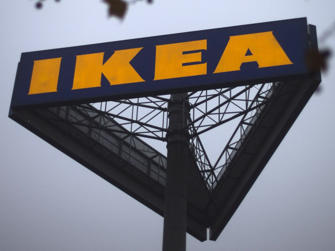 The home furnishing company uses 1 percent of the planet s lumber. Ikea is a behemoth  The home furnishing company uses 1 percent of