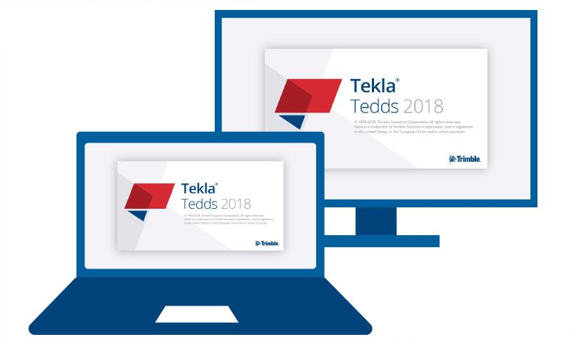 Tekla Tedds 2018 Trial | Tekla Download  > For the next 45