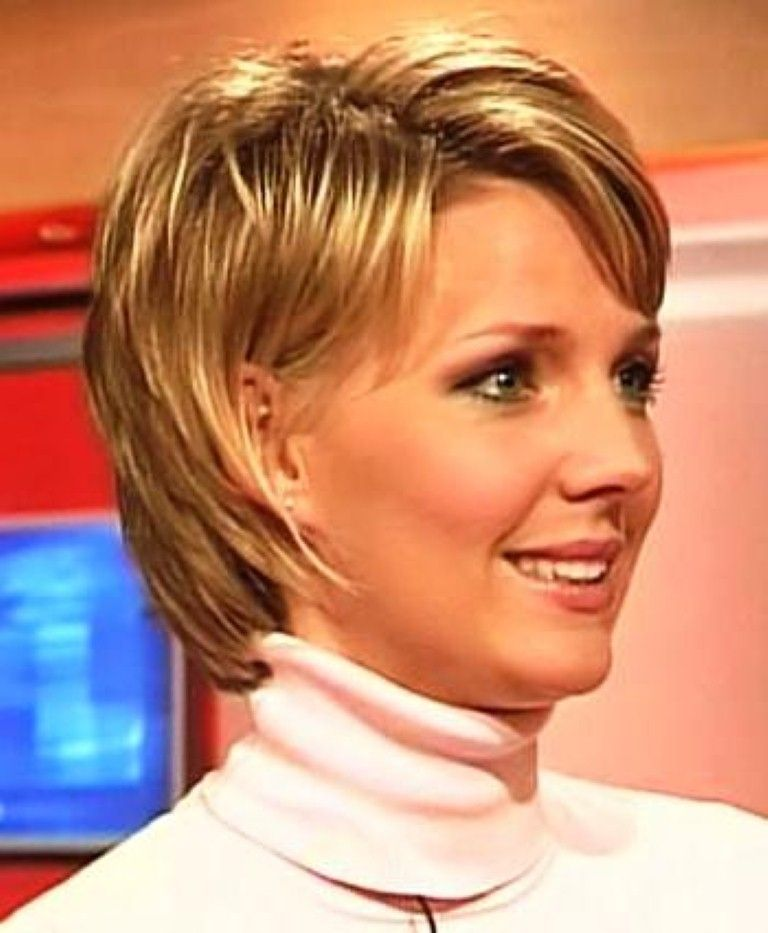 2014 short hairstyles for women over 50 back to post
