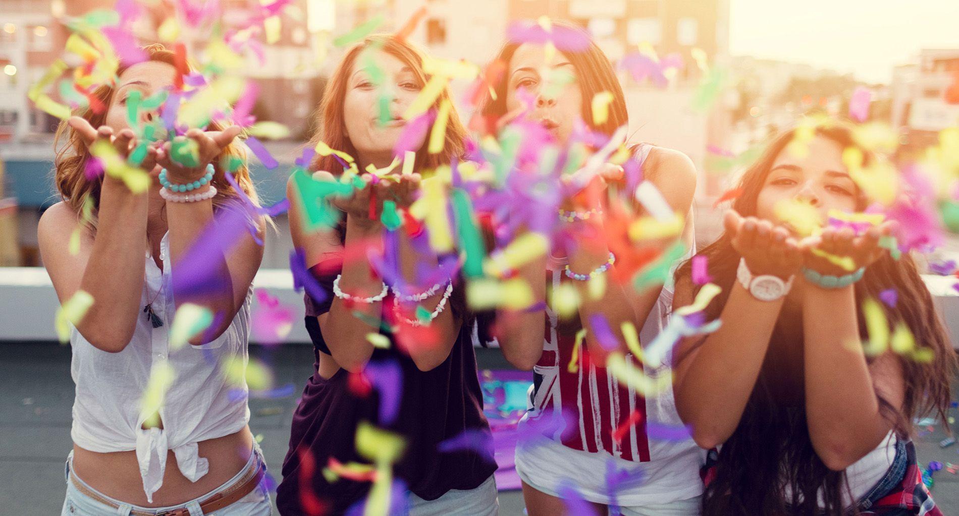 party celibataire)