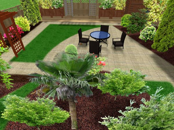 Marvelous De Jardim. Small BackyardsGarden LandscapingLandscaping ...