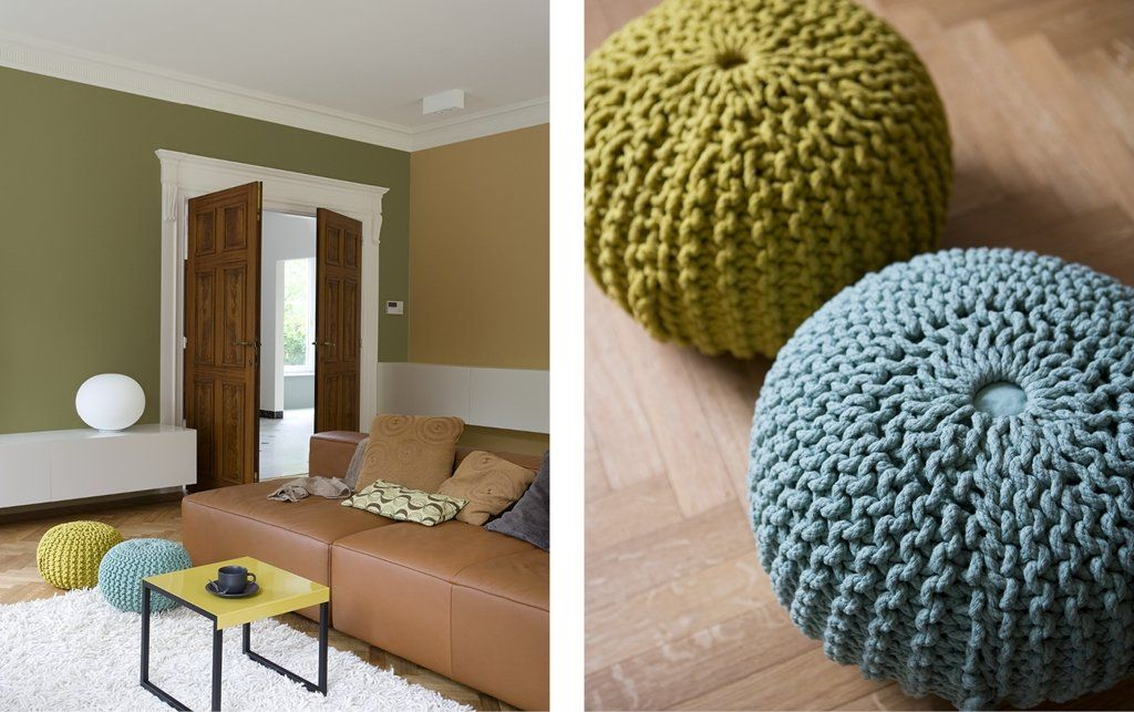 Geef je woonkamer een makeover de tips van colora! | thuis | Pinterest