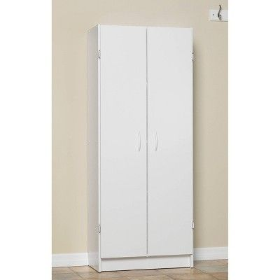 Best Closetmaid Pantry Cabinet White In 2020 White Pantry 400 x 300